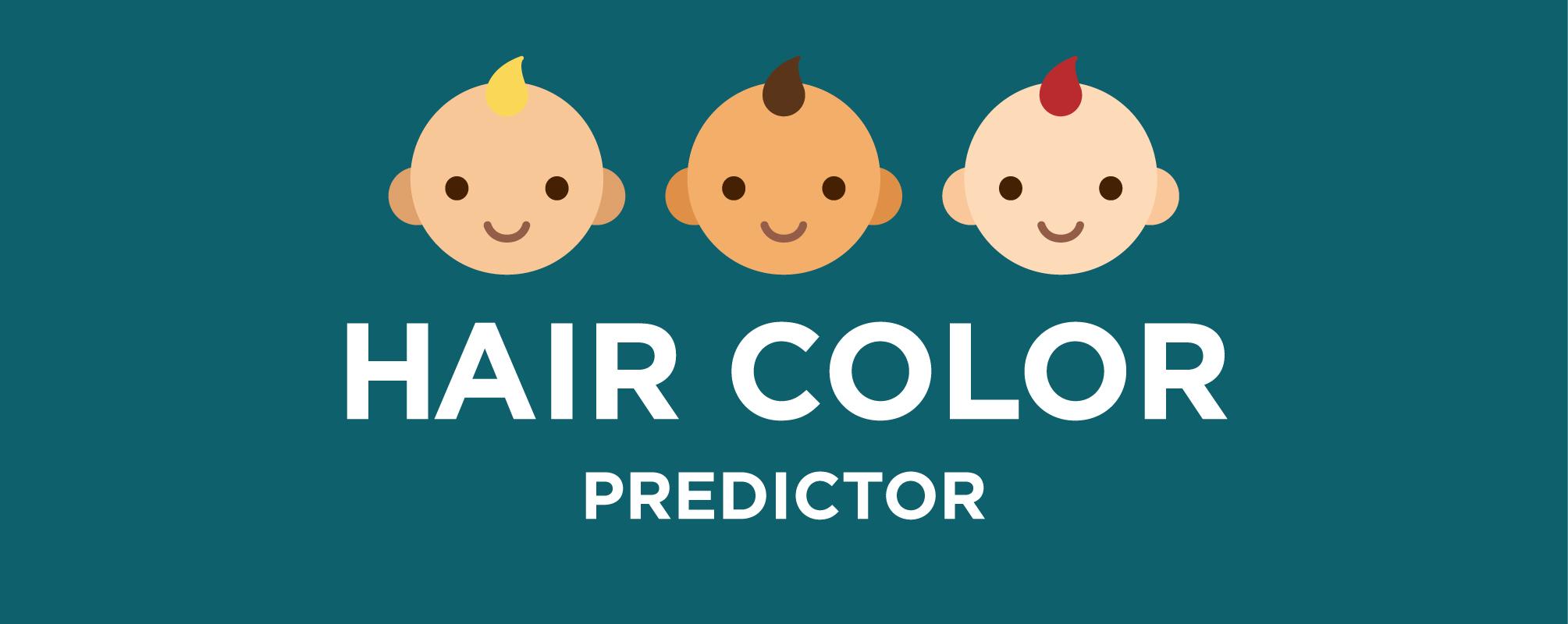 baby hair color predictor