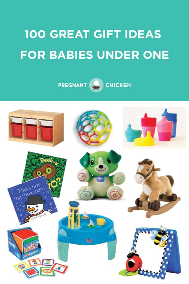The best list of baby gift ideas for a baby under one. Everything from toys, experiences, keepsakes, practical and gifts that give back!