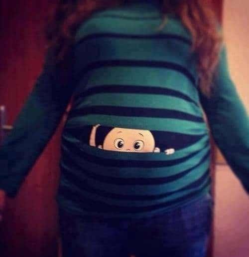 maternity costume tshirt
