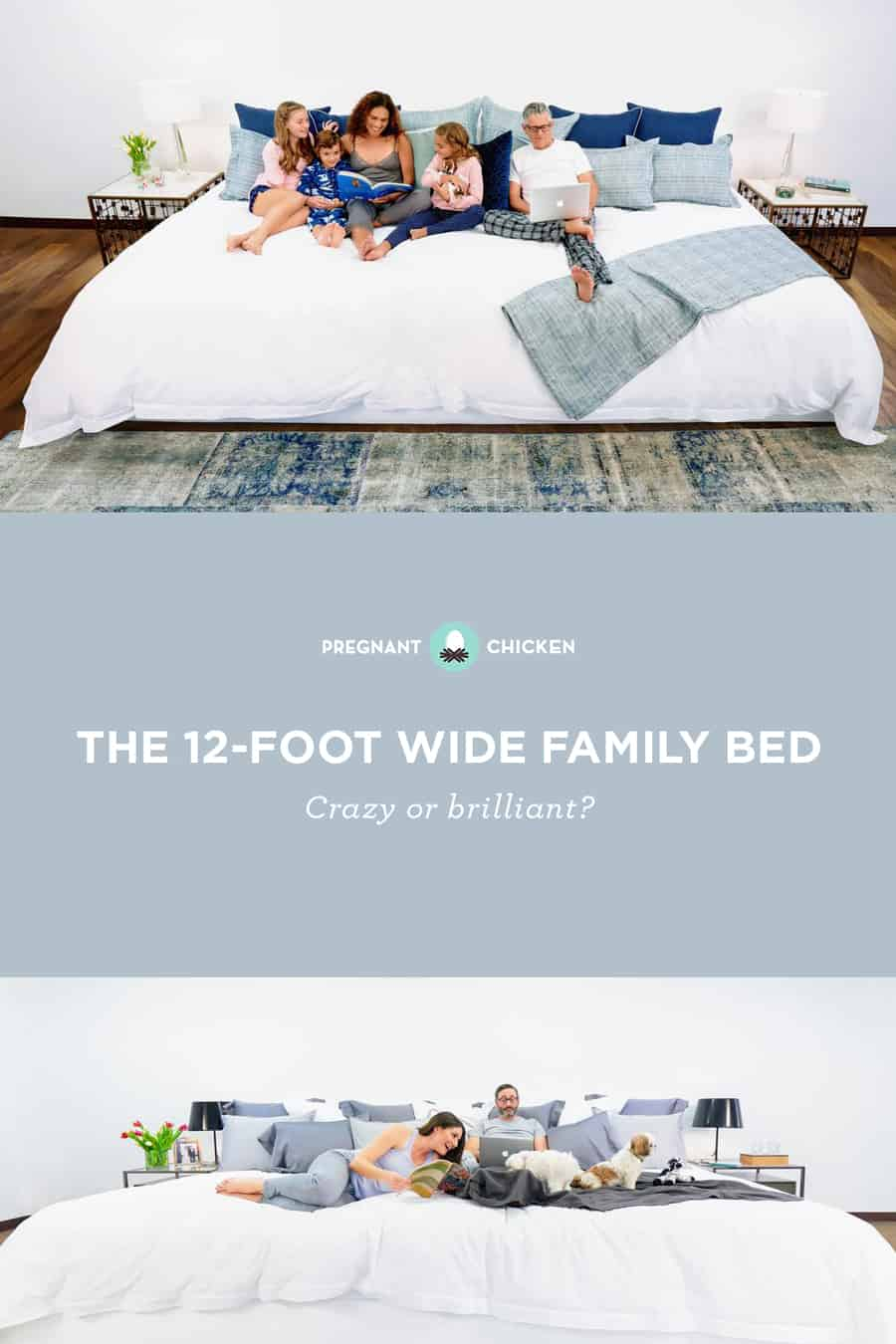 Giant Beds Exist and I'll Take Two, Please