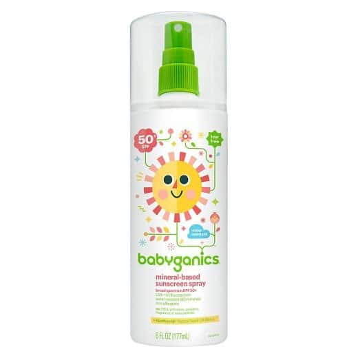 Baby Products That Aren't Just for BabiesL Babyganics Sunscreen