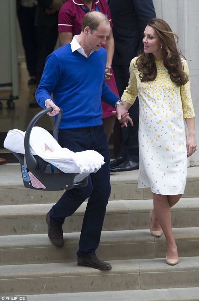 Prince William and Catherine, Duchess of Cambridge even screwed up the car seat rules the first time around so don't feel bad about feeling confused. Photo credit CARL COURT/AFP/Getty Images