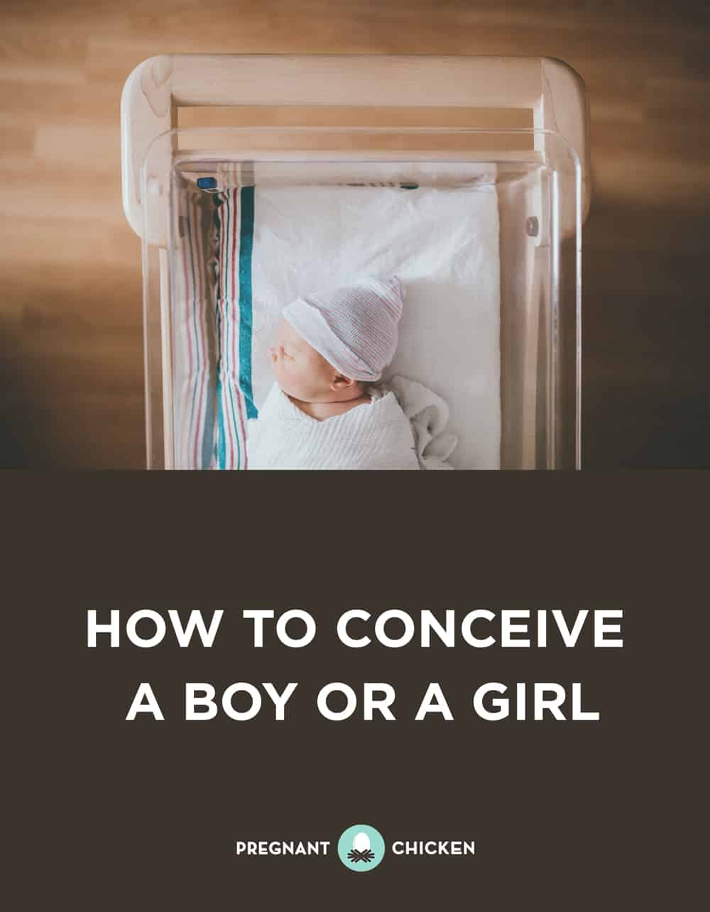 How to Conceive a Boy or a Girl