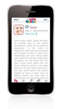 Best Pregnancy and Baby Apps Voted by Parents. The Wonder Weeks ($2.99)