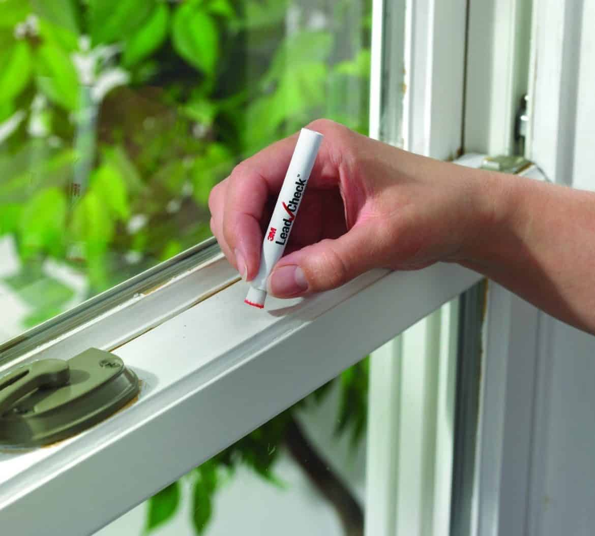 Child proofing: Check if your home has any lead paint with these tester swabs