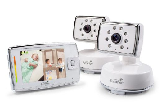 Preparing for twins is a big task, but you don't need to double your shopping list. Here's what you just need one of. monitors and cameras
