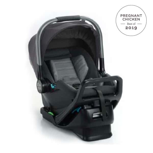Baby Jogger City GO Air Infant Car Seat - best baby products 2019