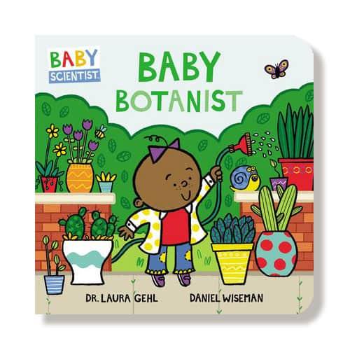 Baby Botanist - STEM baby books