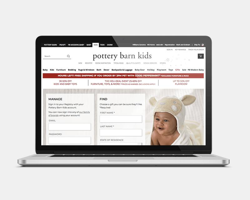 Best Baby Registries. Pottery Barn