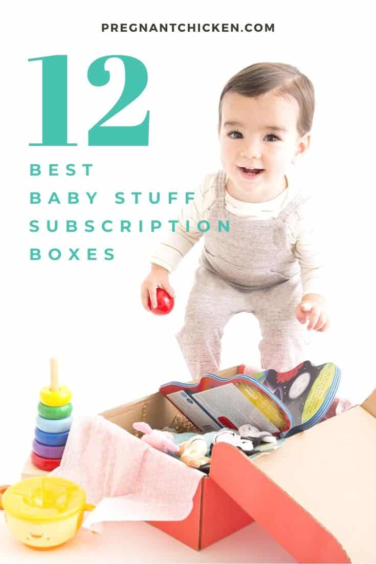 Best Baby Stuff Subscription boxes