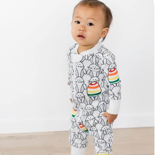 Easter pajamas baby and toddler