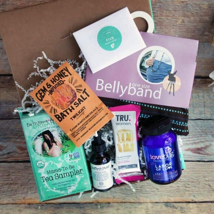Ecocentric Mom Pregnancy Subscription Boxes
