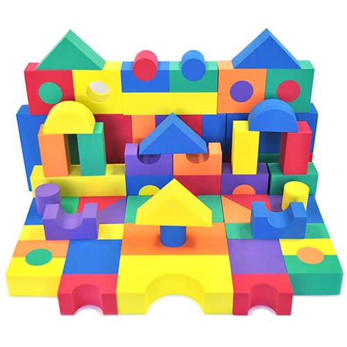 Foam building blocks - Technology and Engineering Baby Toys