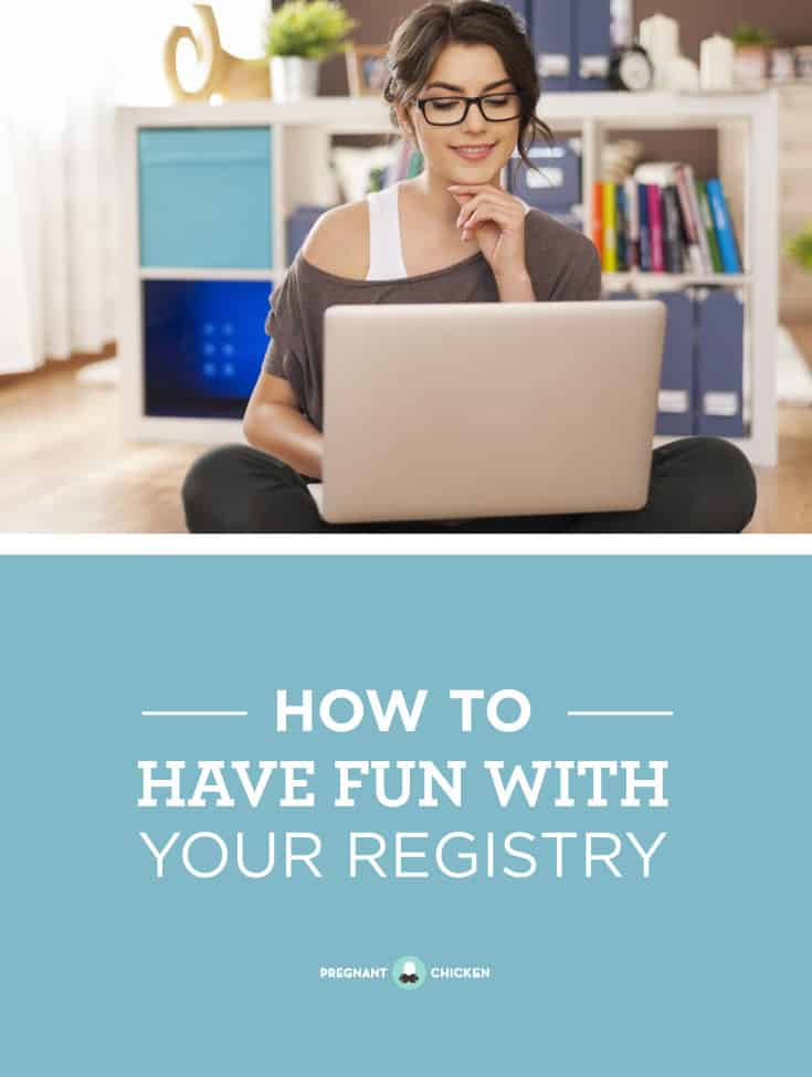 How to Have Fun With Your Registry