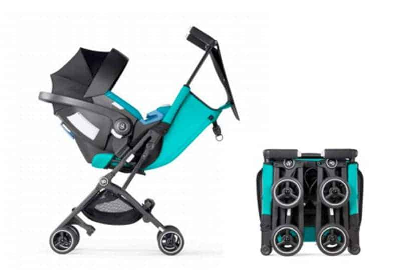 Best Pregnancy & Baby Products for 2017: gb pockit travel system