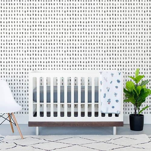 Baby Products Adults will Want to Use: Little Unicorn Removable Wallpaper