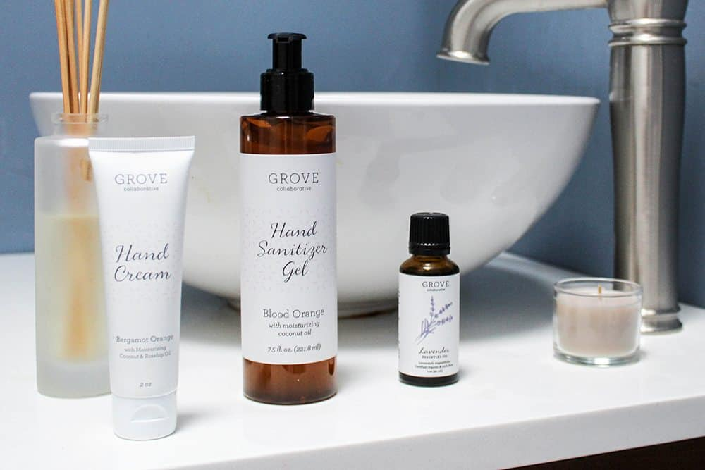 The Best New Mom Finds on Grove Collaborative: Bergamot Orange Hand Cream