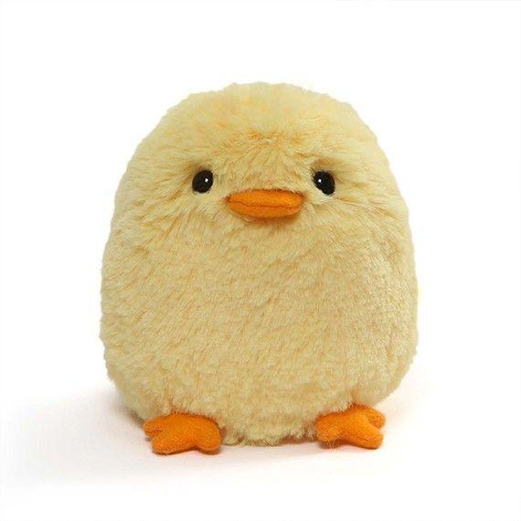 stuffed animal baby chick