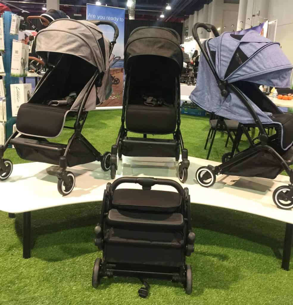 29 of the Best Baby Products for 2018: this lightweight stroller is just over 11lbs! It would be great for travel.