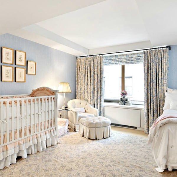 lux nurseryluxe nursery