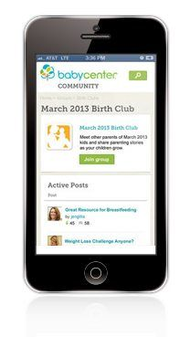 Most popular pregnancy & baby apps (including free apps). 1. My Baby Today – BabyCenter (free)
