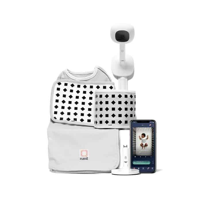 Nanit Complete Monitor System with Breathing Monitor