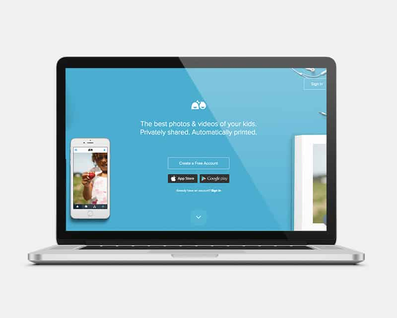 Notabili, The 5 Best (Free) Photo Sharing Sites for Baby Pictures
