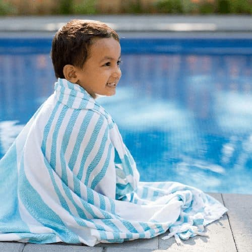 Baby Products Adults will Want to Use: Lulujo Turkish Towels