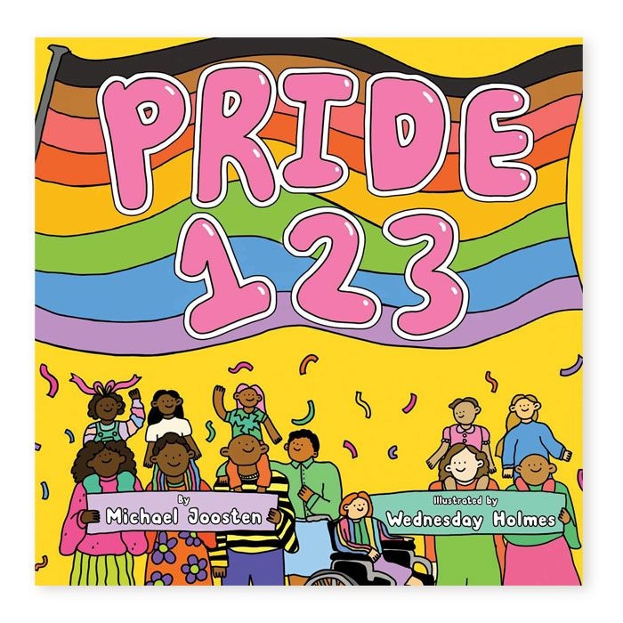 Pride 123 board book