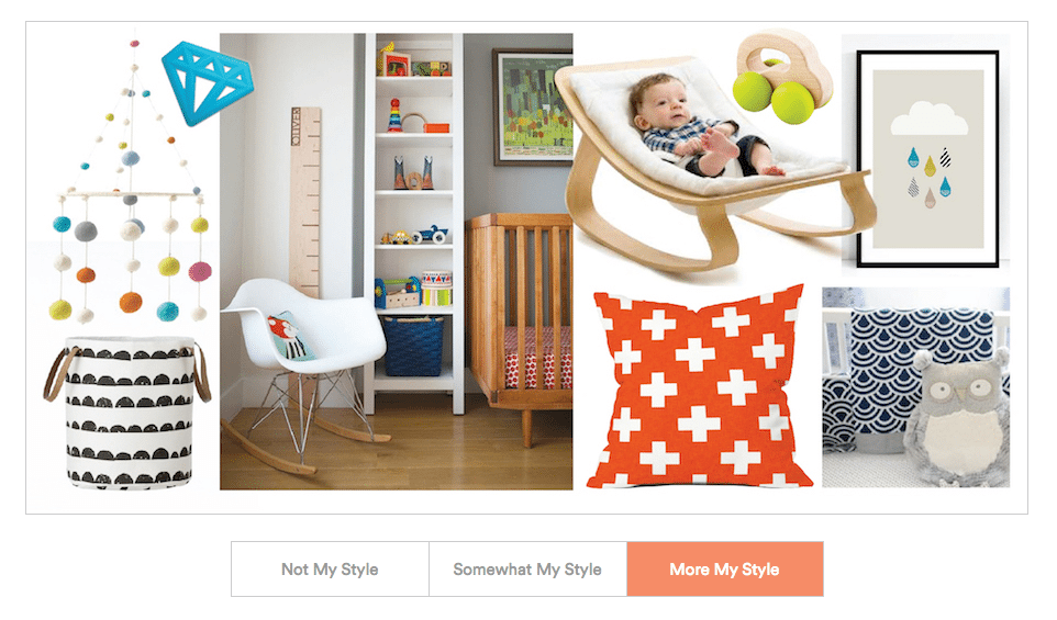 Gugu Guru baby registry - build a baby registry based on your life and personal style