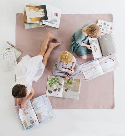 Gathre Playmats are just for kids: these great mats can be used at parks, beaches and even on tables.