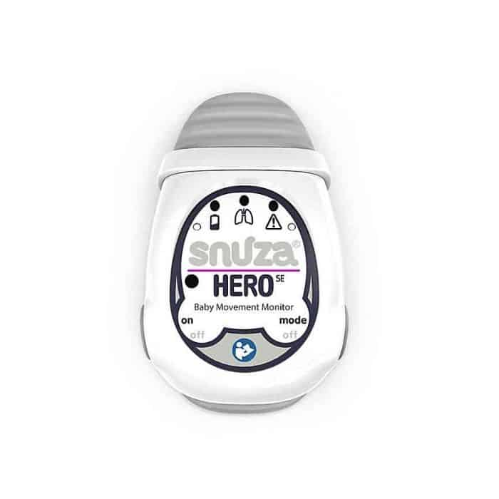 Snuza Hero baby monitor option