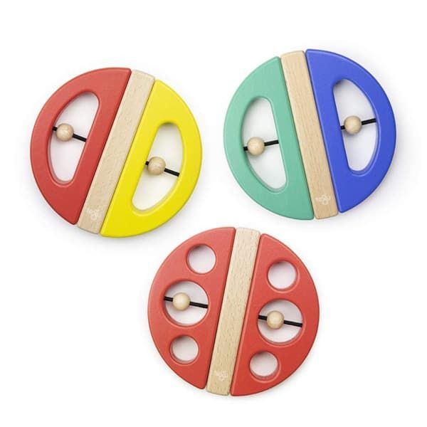 Tegu Swivel Bug - wooden baby toys