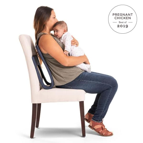 The Ready Rocker The first truly portable rocker that allows moms to rock their babies anywhere