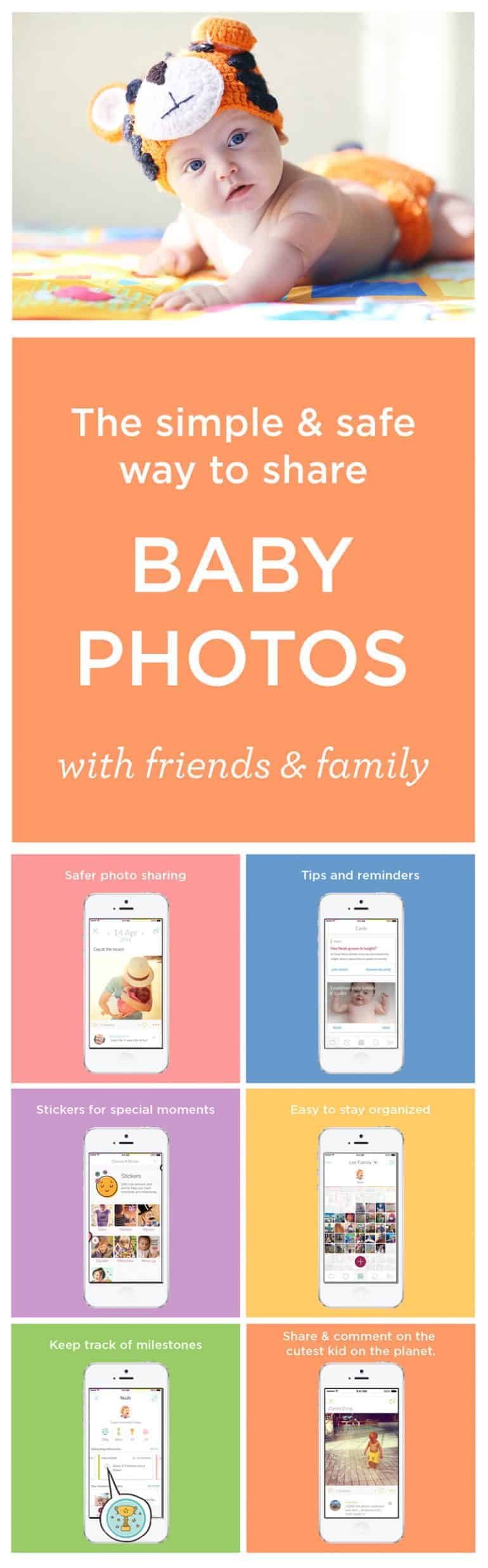 Tinybeans: a great alternative to social media & a safer way to share your photos with friends & family (no matter how untechy they are!)