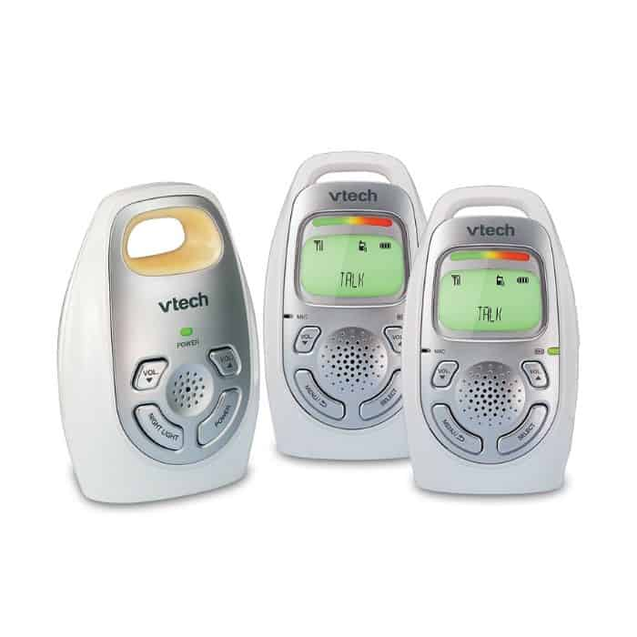 VTech DM223-2 Audio Baby Monitor - Best Baby Monitor Buying Guide