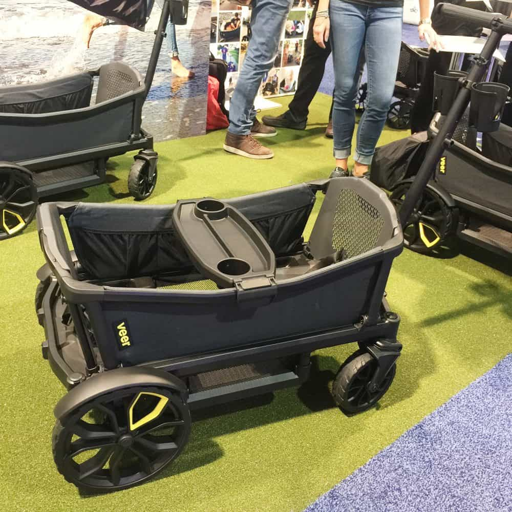 29 of the Best Pregnancy & Baby Products for 2018: Veer Wagon Stroller hybrid