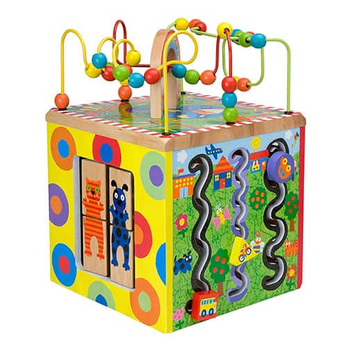 Activity cube