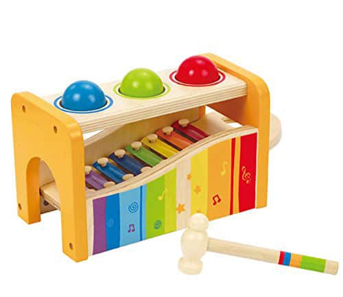 Hape Pound and Tap bench - STEM toys for babies