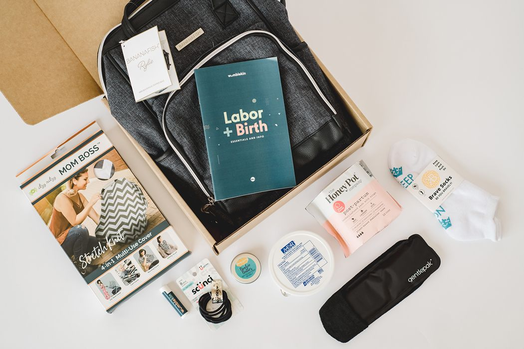 Wumblekin Ultimate Labor + Birth Pack