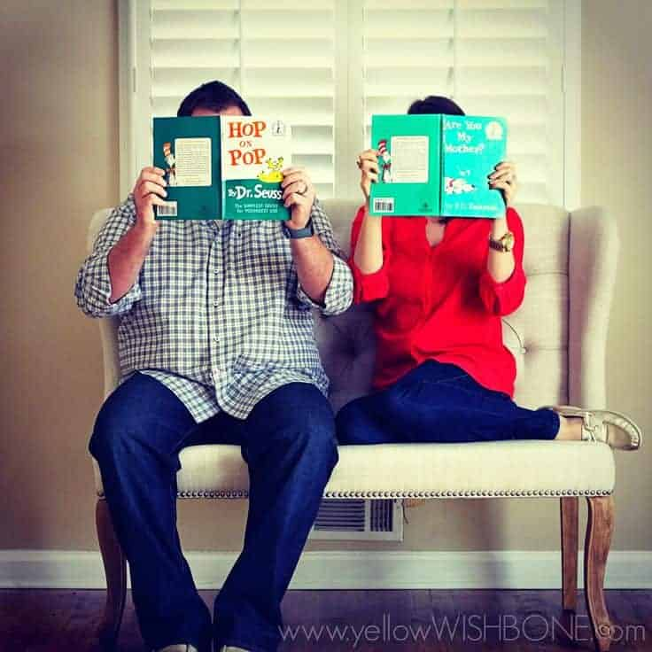 Here are 60 of the best pregnancy announcement ideas and cute ways to announce your pregnancy. Includes fun (and funny) ideas and photos.