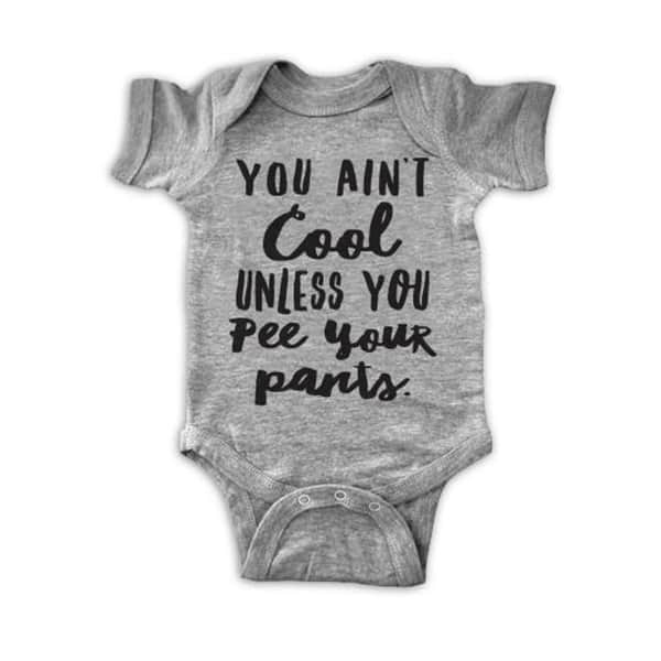 funny onesies - billy madison quote