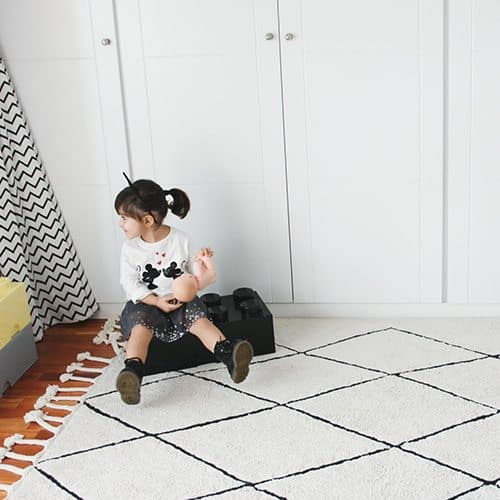 Baby Products Adults will Want to Use: Lorena Canals Washable Rugs