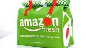 Amazon Fresh bagAmazon Fresh bag