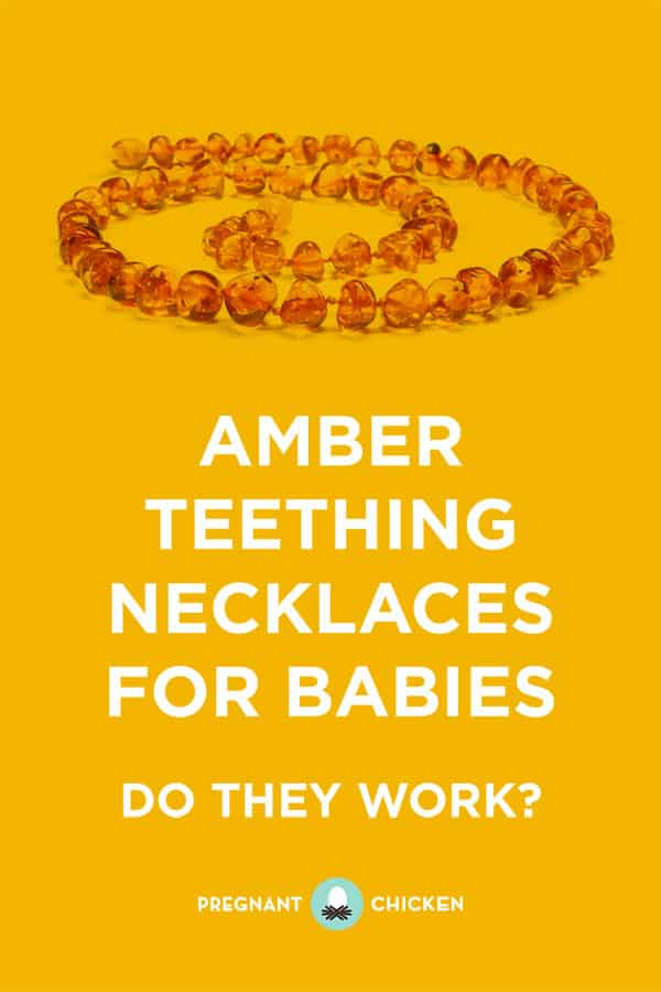 Do amber teething necklaces really work? Here are some tips on figuring out if they are right for you and your baby.