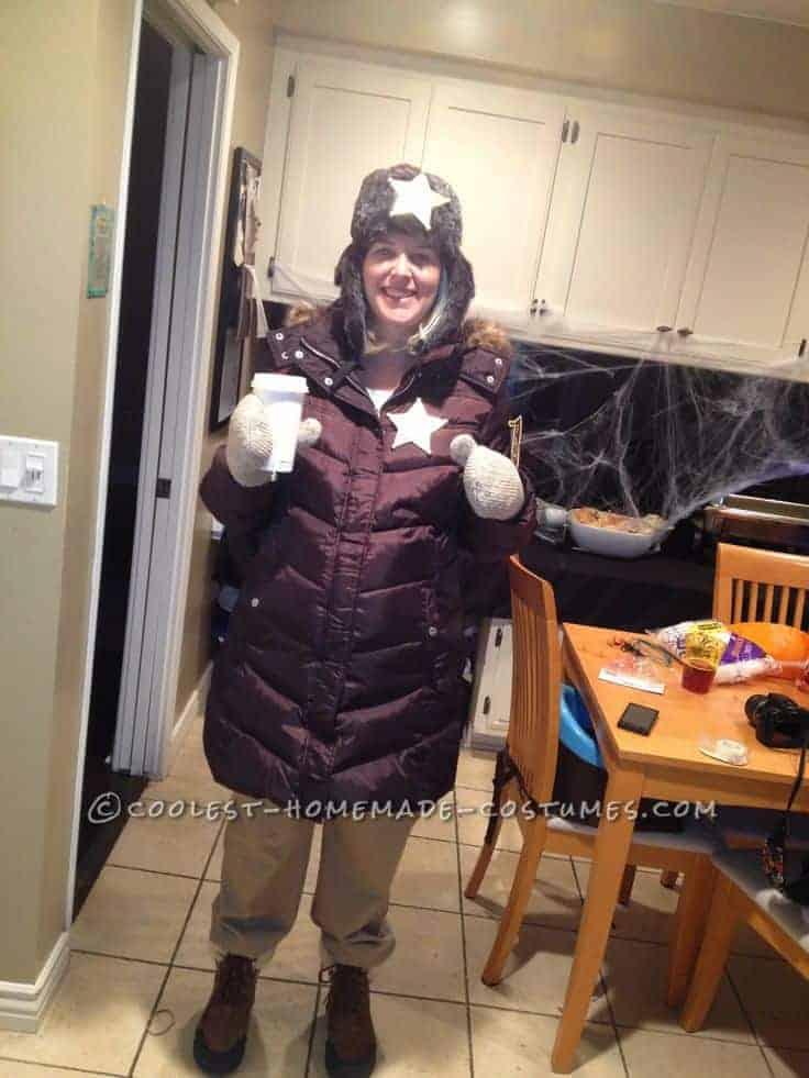 Fargo pregnancy halloween costume