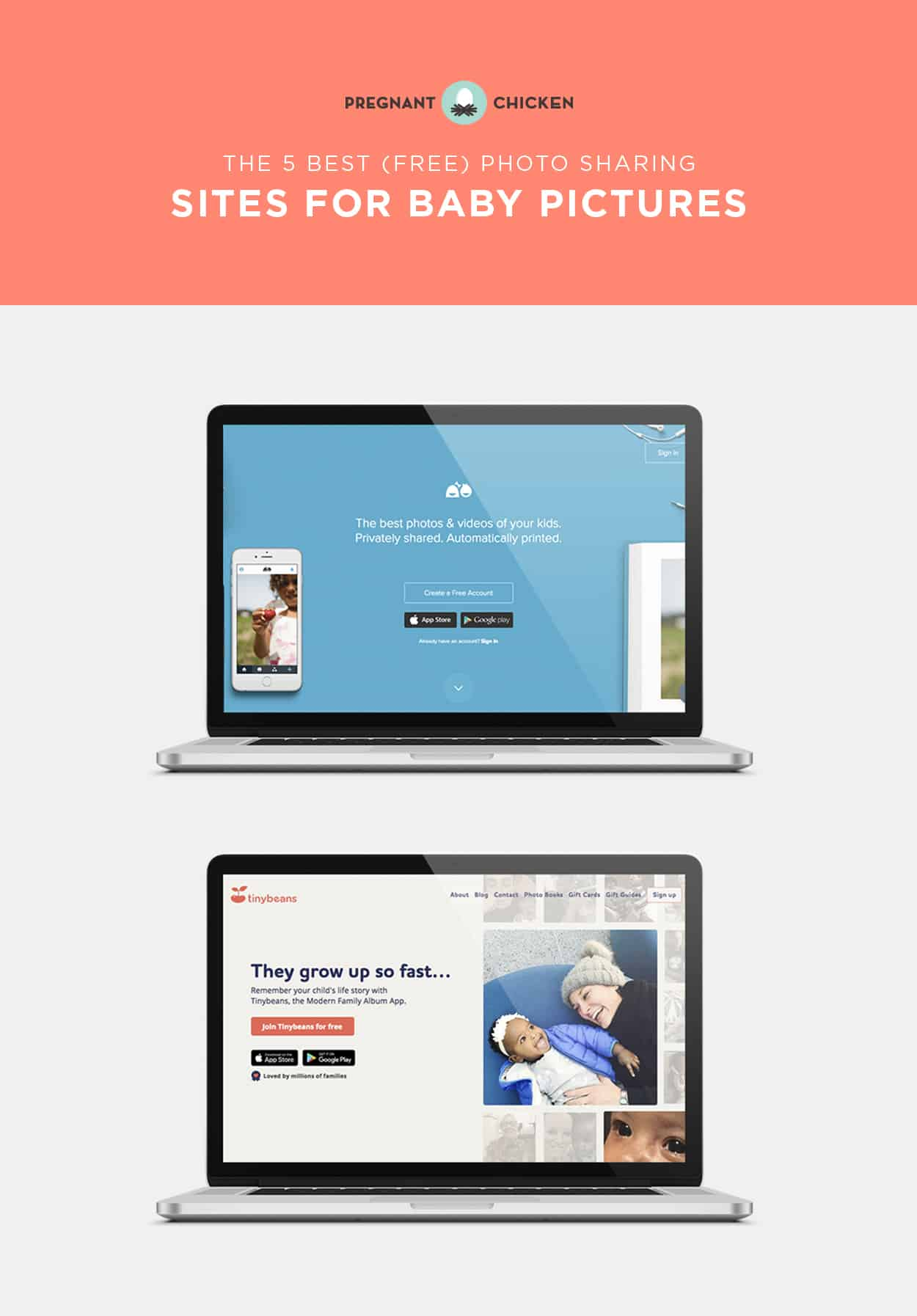 The 5 Best (Free) Photo Sharing Sites for Baby Pictures