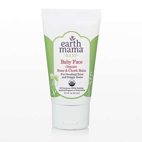 Baby Products Adults will Want to Use: Earth Mama Baby Face