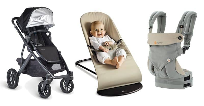 gear for a new baby checklist