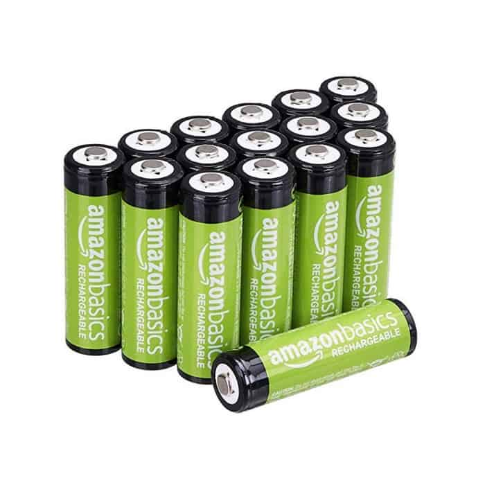 rechargeable batteries as a unique baby shower gift